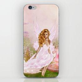 Pink Opal iPhone Skin