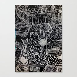 CI-Tens Canvas Print