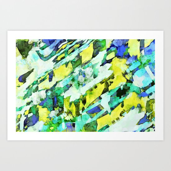 In Search Of.. #214 (series) Art Print