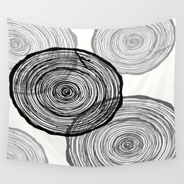 rings Wall Tapestry