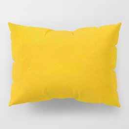 yellow curry mustard color trend plain texture Pillow Sham