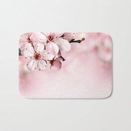 Fancy Blosssom Bath Mat