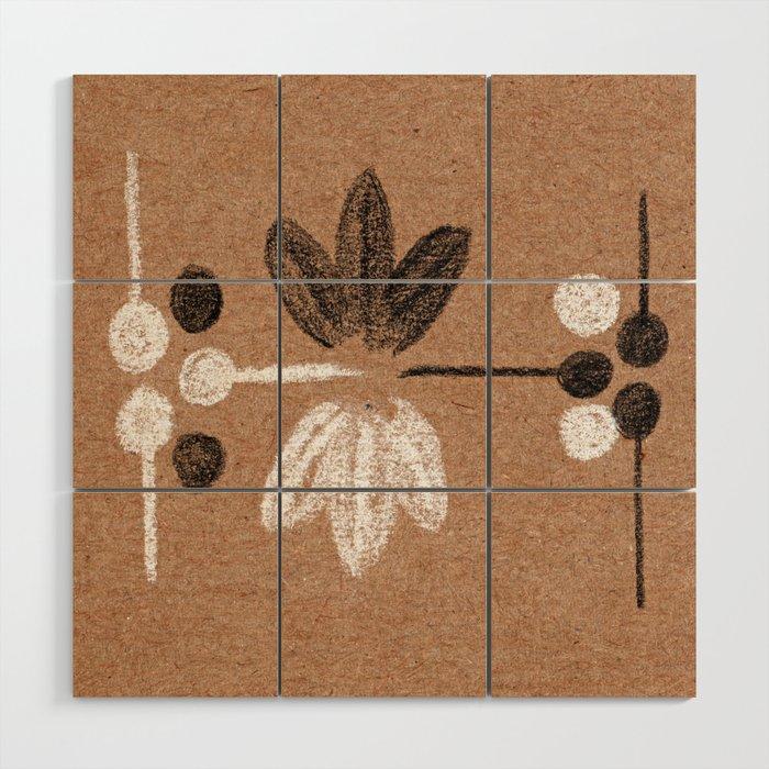 Pattern Wood Wall Art