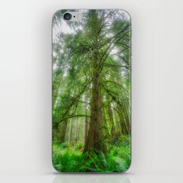Ethereal Tree iPhone Skin