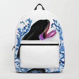 Orca illustration Backpack