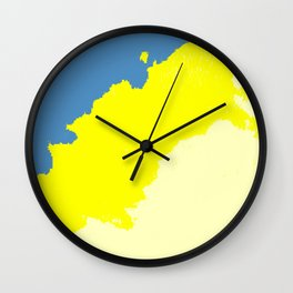 fight battle emotion Wall Clock