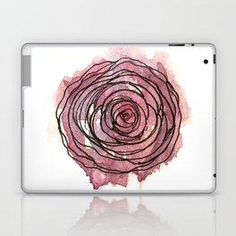 english pen rose Laptop & iPad Skin