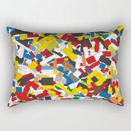 The Lego Movie Rectangular Pillow