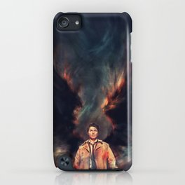 The Angel of the Lord iPhone Case