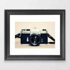 Spotmatic Framed Art Print