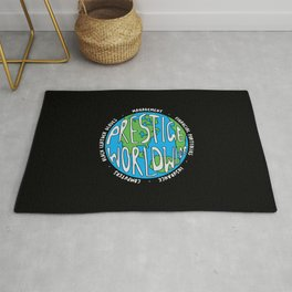 Prestige Worldwide Enterprise, The First Word In Entertainment, Step Brothers Original Design for Wa Rug