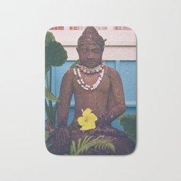 Vintage Kauai Buddha Bath Mat