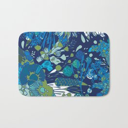 WATER YOU TALKING ABOUT? Bath Mat