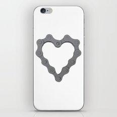 I Love Bike. iPhone & iPod Skin