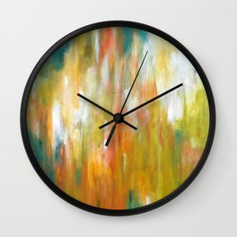 Promise of Forever Wall Clock