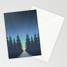 Guide Me Home Stationery Cards