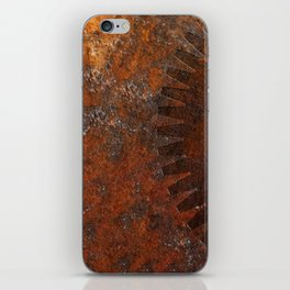 Brokenhearted Steampunk Druggie iPhone Skin