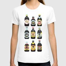 Toronto Throw Back Bottles T-shirt