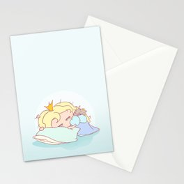 Lil Princess Nap Time Stationery Cards