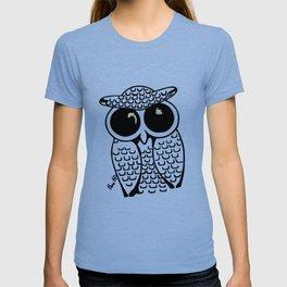 Big Eyed Owl T-shirt