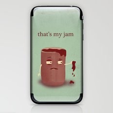 That's My Jam iPhone & iPod Skin