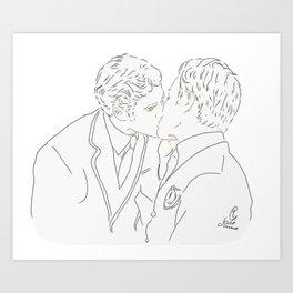 Original love Art Print