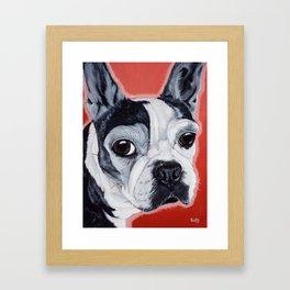 Anouk Framed Art Print