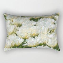 Tulips 4 #floral #tulip Rectangular Pillow