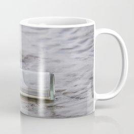 Message In A Bottle Coffee Mug