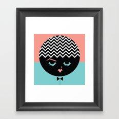 [#02] Framed Art Print