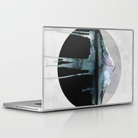 island Laptop & iPad Skins featuring The Island | by Dylan Silva & Georgiana Paraschiv by Georgiana Paraschiv
