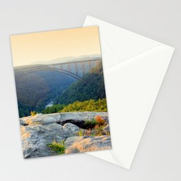 Sunset at Longpoint Stationery Cards