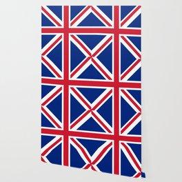 United Kingdom: Union Jack Flag Wallpaper