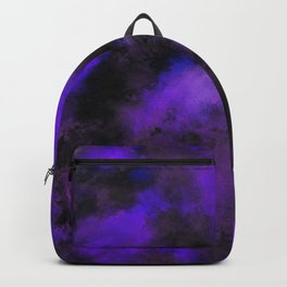 The blue saturation Backpack