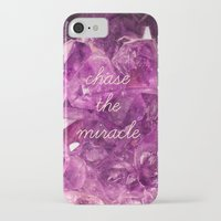 minerals iPhone & iPod Cases featuring chase the miracle on minerals by mb13