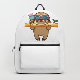 Sloth Hangout Backpack