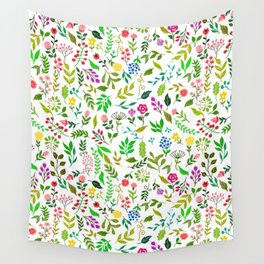 Spring Is Here Wall Tapestry