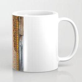 Indian Wood Coffee Mug
