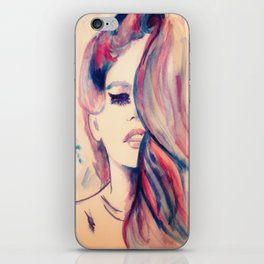 Touched iPhone Skin