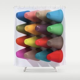 Yanina De Martino Shower Curtain