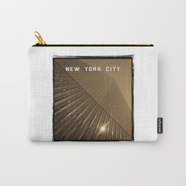 World Trade Center Reborn - New York City Carry-All Pouch