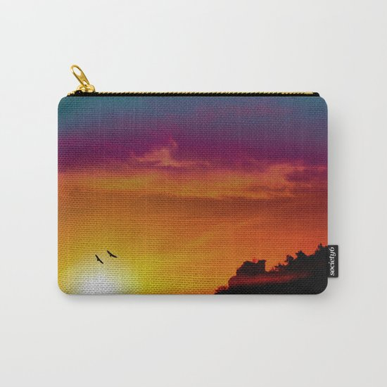 At the rising sun Carry-All Pouch