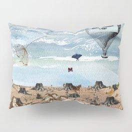 Stop the deforestation! Pillow Sham