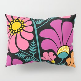 Wildflower Party Pillow Sham
