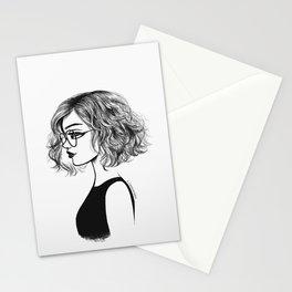 girl #2 Stationery Cards