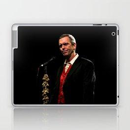 Hugh Laurie - I Laptop & iPad Skin
