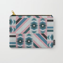 Ethnic quilt pattern Carry-All Pouch