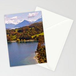Lake Wakatipu Stationery Cards