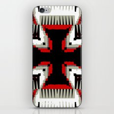 Power to the Nation iPhone & iPod Skin