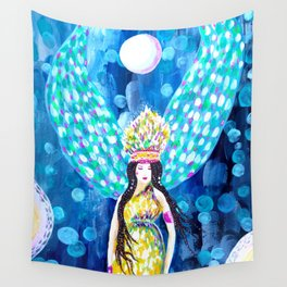 High Priestess Wall Tapestry
